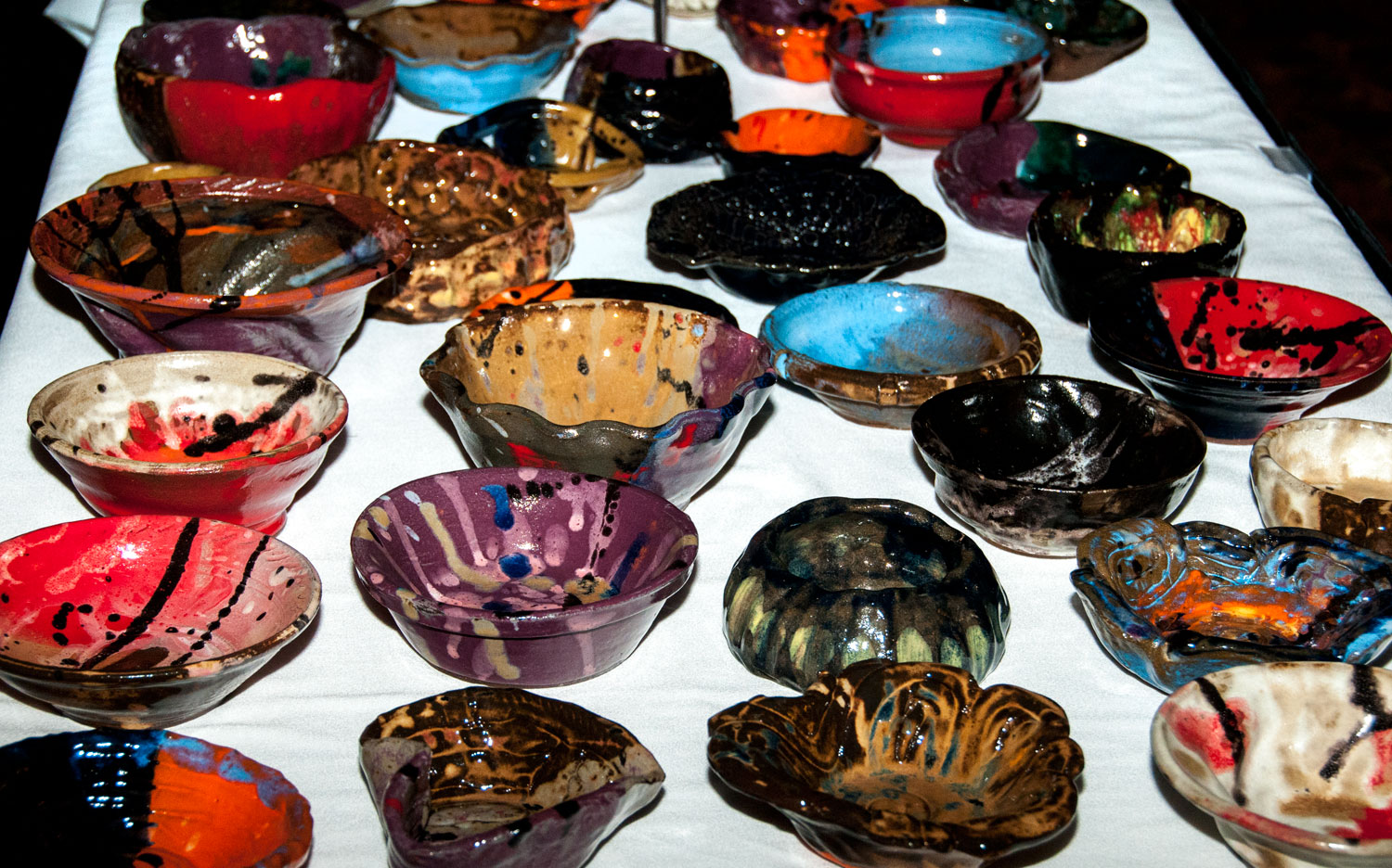 empty bowls food bank for larimer county