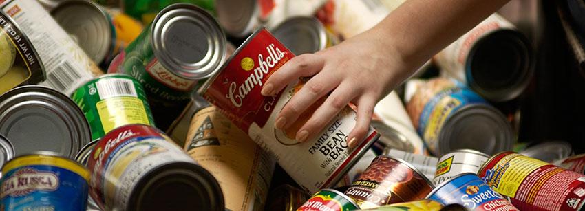 Donate Food Food Bank