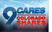 9 Cares, Colorado Shares logo