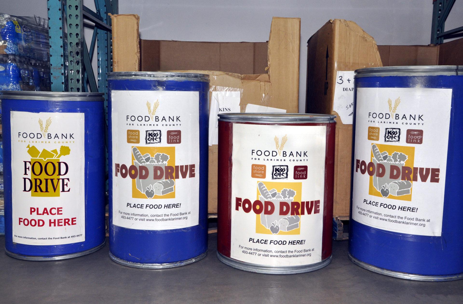 Oregon Food Bank Network Food Donations