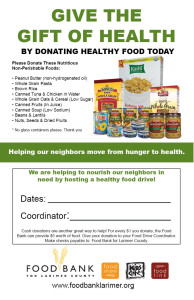 food drive poster 2015_11x17