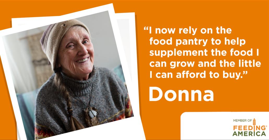 Facebook Link or Twitter - Donna
