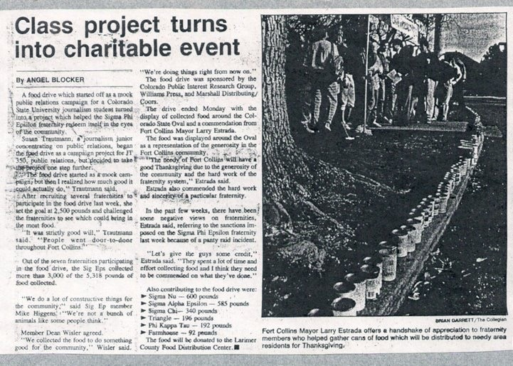 1987 News Article