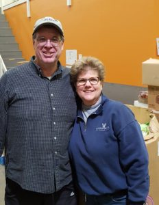 Food Bank for Larimer County Volunteer