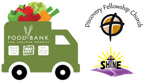Discovery Fellowship Church mobile food pantry