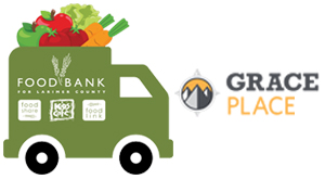 Grace Place mobile food pantry