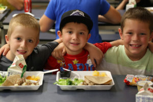 Food Bank for Larimer County Kid's Cafe Program