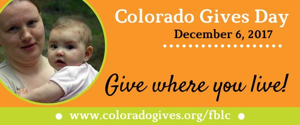 Colorado Gives Day - Food Bank for Larimer County