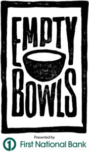 Empty Bowls presented by First National Bank