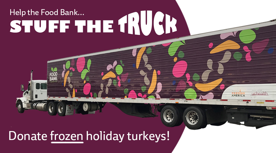 Help the Food Bank Stuff the Truck