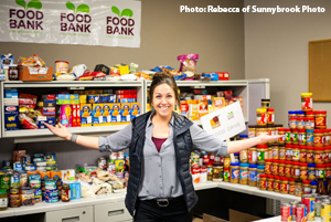 Family Medicine Center pantry image