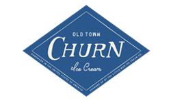 Old Town Churn Ice Cream logo