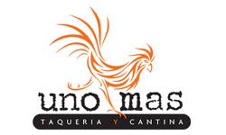 Uno Mas Taqueria Cantina logo