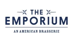The Emporium logo.