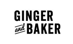 Ginger and Baker restaurant logo.