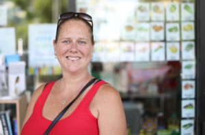 Image of Food Bank client Joanne.